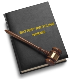Lead Battery Recycling Norms