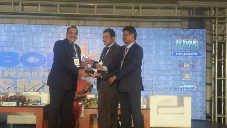 India SME Award 2014