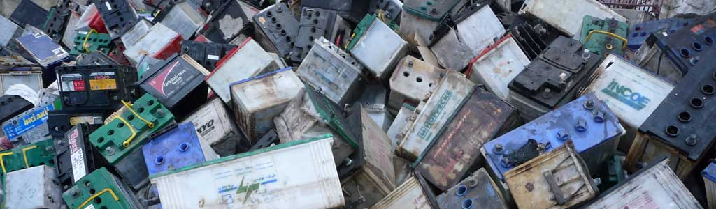 Battery Recycling Technology