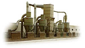 Lead Pollution Control Plant