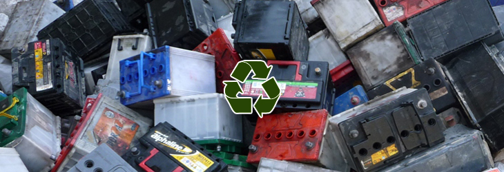 Lead Acid Battery Recycling