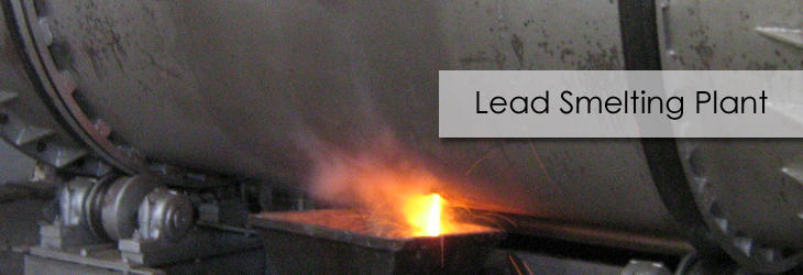 Lead Smelting Plant