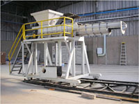 Furnace Charging Machine